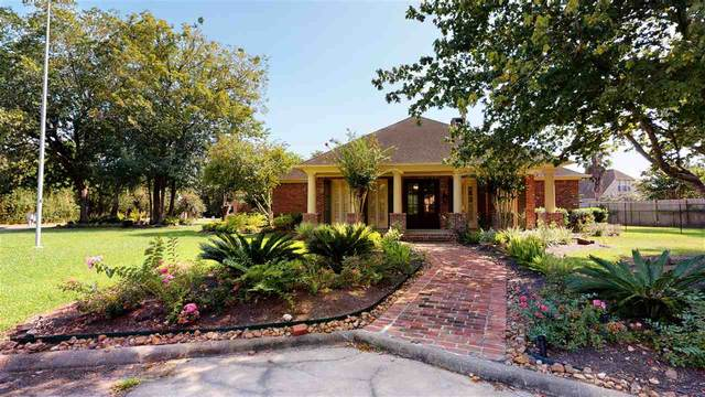 3 Park Lane, Beaumont, TX 77706 (MLS #215991) :: Triangle Real Estate