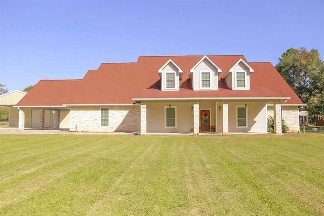 17851 Hales Road, Batson, TX 77519 (MLS #216018) :: Triangle Real Estate
