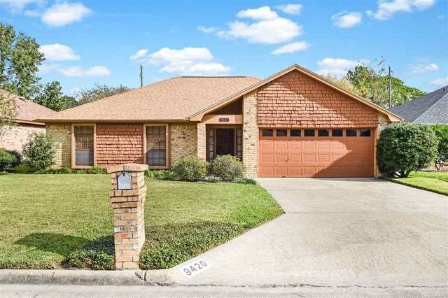 9420 Crossmeadow Dr., Beaumont, TX 77706 (MLS #216023) :: Triangle Real Estate