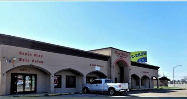 5126 Gulfway, Port Arthur, TX 77642 (MLS #216072) :: Triangle Real Estate