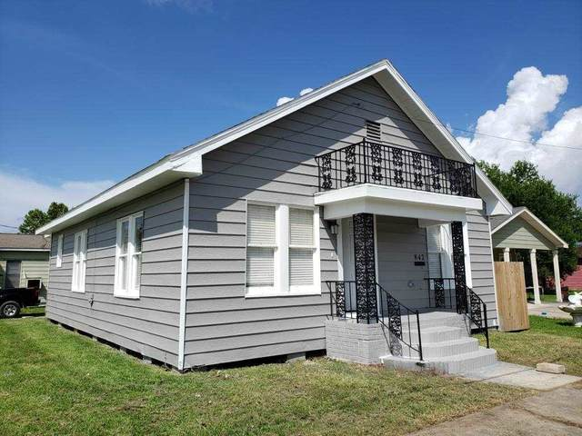 842 Booker Washington Avenue, Port Arthur, TX 77640 (MLS #216206) :: TEAM Dayna Simmons