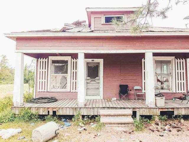 506 Park St, Orange, TX 77630 (MLS #216264) :: TEAM Dayna Simmons
