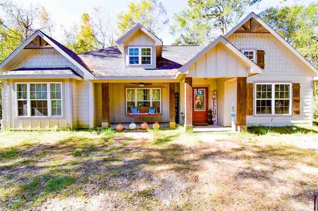 6579 E Grigsby Rd, Vidor, TX 77662 (MLS #216306) :: TEAM Dayna Simmons