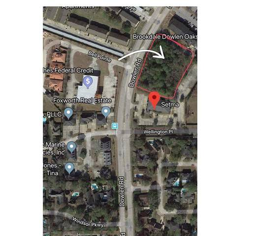 2370 Dowlen Rd, Beaumont, TX 77706 (MLS #216313) :: Triangle Real Estate