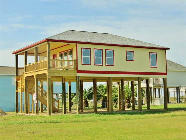 3275 Pirates Cove, Crystal Beach, TX 77650 (MLS #216339) :: Triangle Real Estate