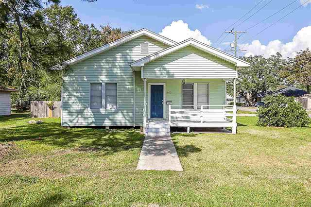 402 Avenue E, Port Neches, TX 77651 (MLS #216343) :: TEAM Dayna Simmons