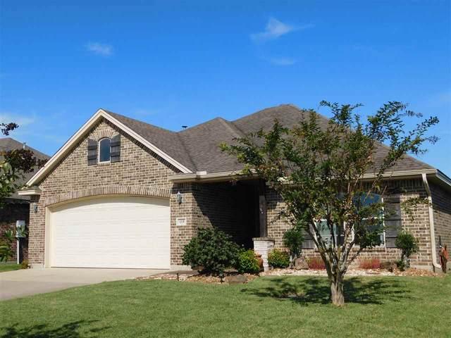 115 Crown Ridge Drive, Nederland, TX 77627 (MLS #216363) :: Triangle Real Estate