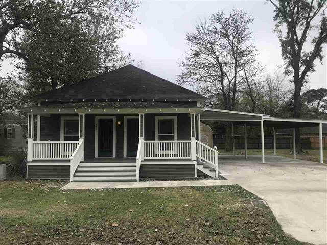 455 Smith, Sour Lake, TX 77659 (MLS #216365) :: TEAM Dayna Simmons