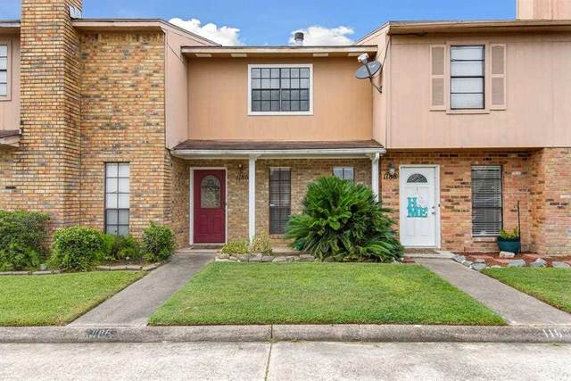 1186 Green Meadow #15, Beaumont, TX 77706 (MLS #216426) :: Triangle Real Estate