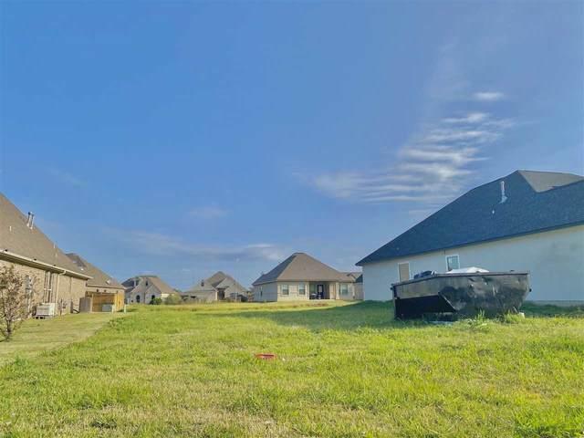 LOT 61 Royal Meadows Estates, Port Arthur, TX 77642 (MLS #216434) :: TEAM Dayna Simmons