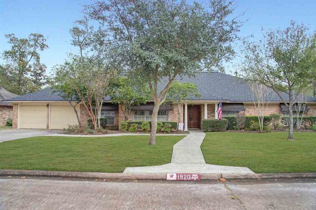 1920 Chevy Chase, Beaumont, TX 77706 (MLS #216454) :: Triangle Real Estate