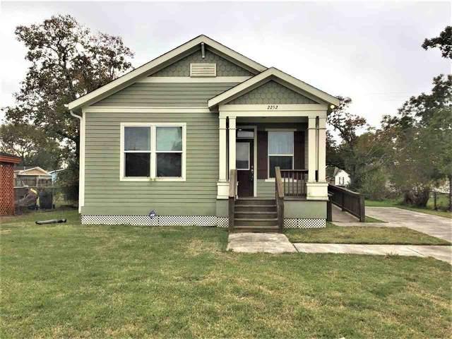 2252 Sharon, Port Arthur, TX 77640 (MLS #216456) :: Triangle Real Estate