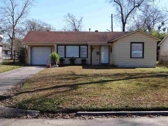 3820 W Lynwood, Beaumont, TX 77703 (MLS #216459) :: Triangle Real Estate