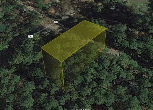 0 County Road 364, Brookeland, TX 75931 (MLS #216463) :: Triangle Real Estate
