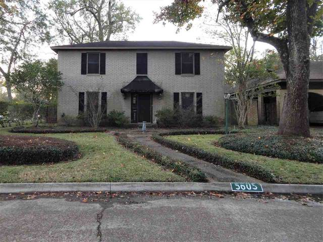 5605 Mistletoe, Beaumont, TX 77707 (MLS #216468) :: Triangle Real Estate
