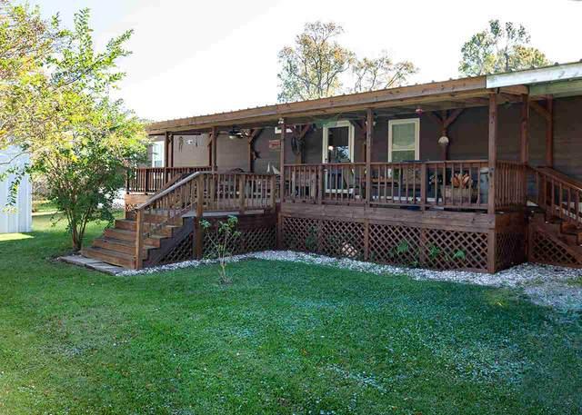 250 Robin Street, Vidor, TX 77662 (MLS #216470) :: Triangle Real Estate