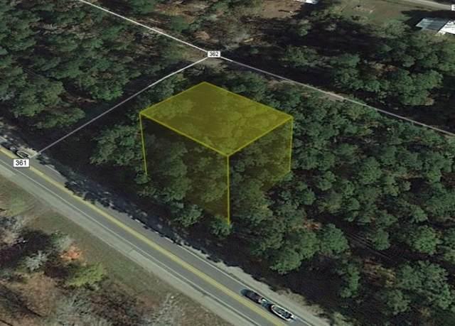0 Us Highway 96, Brookeland, TX 75931 (MLS #216486) :: Triangle Real Estate