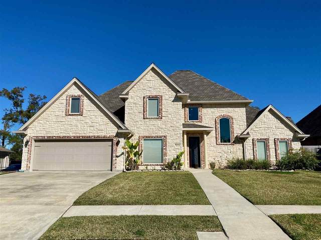 1650 Vincent Place, Port Neches, TX 77651 (MLS #216522) :: TEAM Dayna Simmons