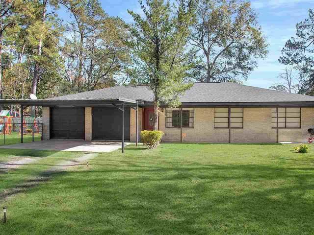 310 Pinewood, Vidor, TX 77662 (MLS #216715) :: Triangle Real Estate