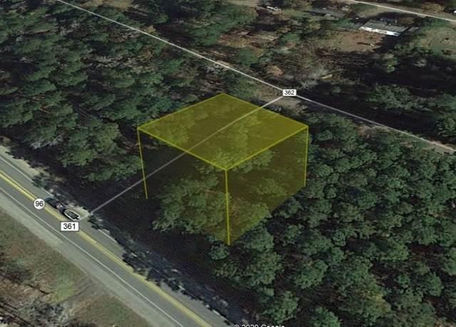 00 Us Highway 96, Brookeland, TX 75931 (MLS #216722) :: Triangle Real Estate