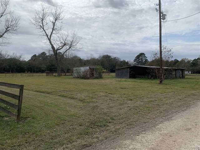 tbd Robinson St, Other, TX 77659 (MLS #216734) :: Triangle Real Estate