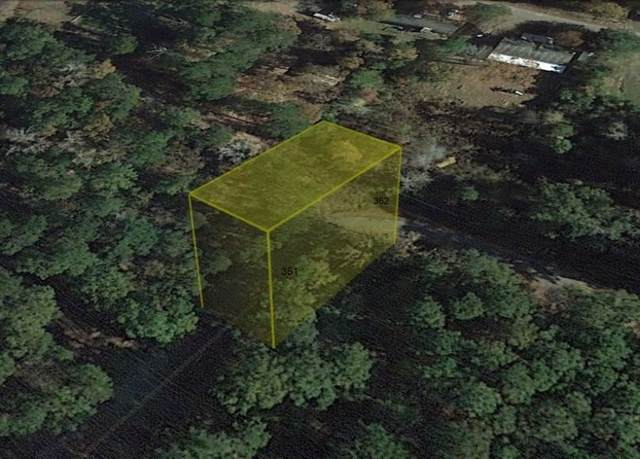 00 County Road 361, Brookeland, TX 75931 (MLS #216759) :: Triangle Real Estate