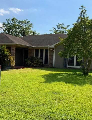 5725 Kristin Ln., Beaumont, TX 77713 (MLS #216764) :: Triangle Real Estate