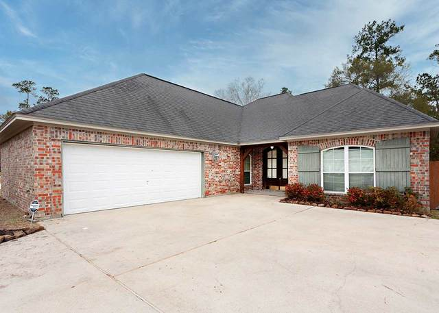 1100 Cedar Ridge, Orange, TX 77632 (MLS #216779) :: Triangle Real Estate