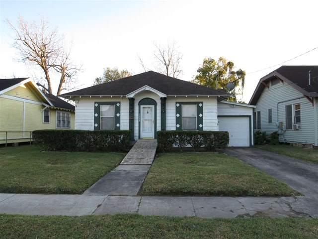 1325 Bolivar St, Beaumont, TX 77701 (MLS #216794) :: TEAM Dayna Simmons