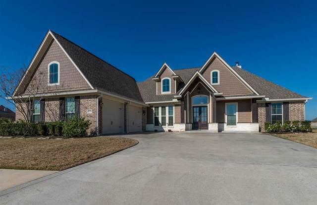 7726 Water Edge, Beaumont, TX 77707 (MLS #216806) :: TEAM Dayna Simmons