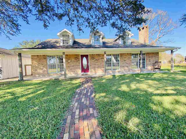 109 Twin Pines Lane, Beaumont, TX 77705 (MLS #216821) :: TEAM Dayna Simmons