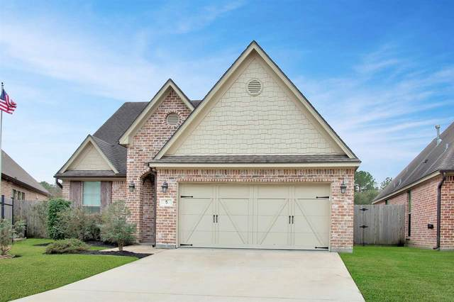 5 Cottage Grove Ct., Beaumont, TX 77713 (MLS #216960) :: TEAM Dayna Simmons