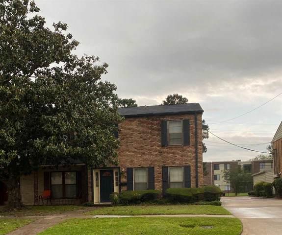6329 Ivanhoe Lane, Beaumont, TX 77706 (MLS #217069) :: TEAM Dayna Simmons