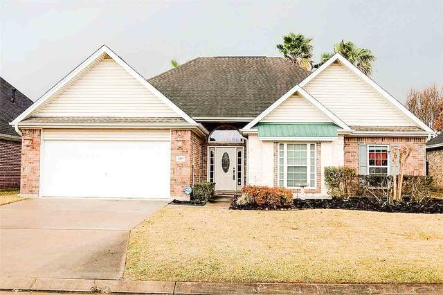 2405 Sunflower Ln., Beaumont, TX 77706 (MLS #217217) :: Triangle Real Estate