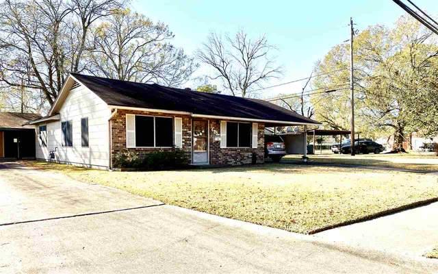 450 E Florida Avenue, Beaumont, TX 77705 (MLS #217272) :: TEAM Dayna Simmons