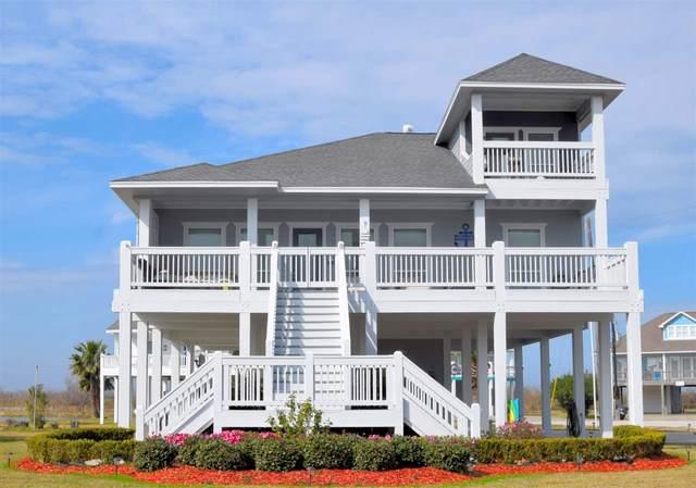 4025 Biscayne Beach Road, Port Bolivar, TX 77650 (MLS #217276) :: Triangle Real Estate