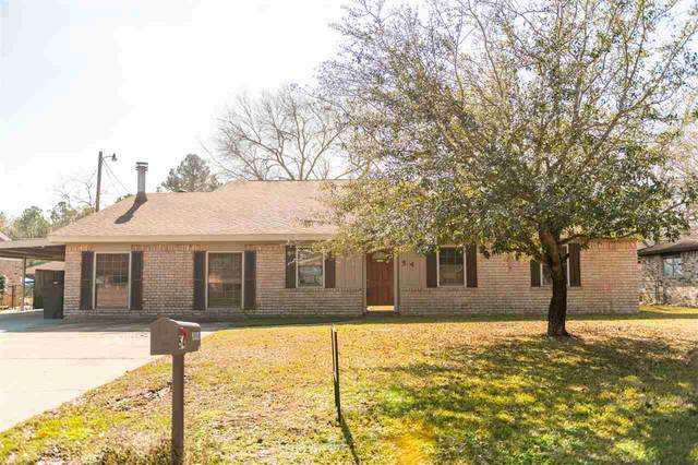 54 Heritage Dr., Vidor, TX 77662 (MLS #217284) :: Triangle Real Estate