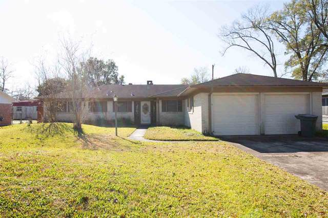 4625 Dellwood Lane, Beaumont, TX 77706 (MLS #217287) :: TEAM Dayna Simmons