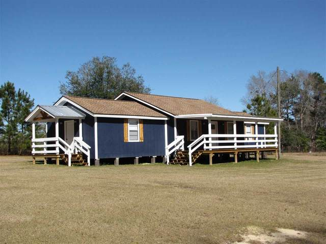 3729 Fm 2992, Woodville, TX 75979 (MLS #217315) :: Triangle Real Estate