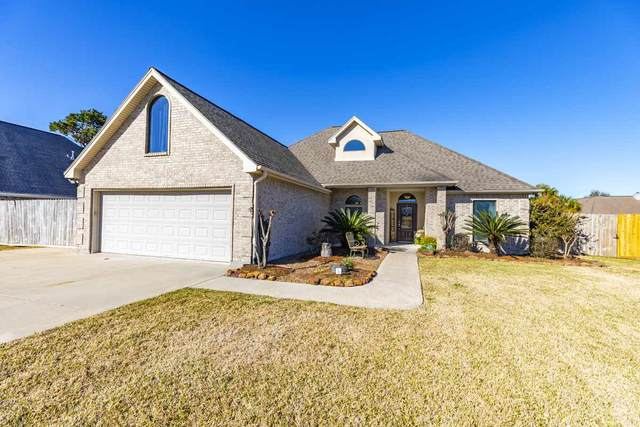 750 Joshua Circle, Orange, TX 77630 (MLS #217337) :: TEAM Dayna Simmons