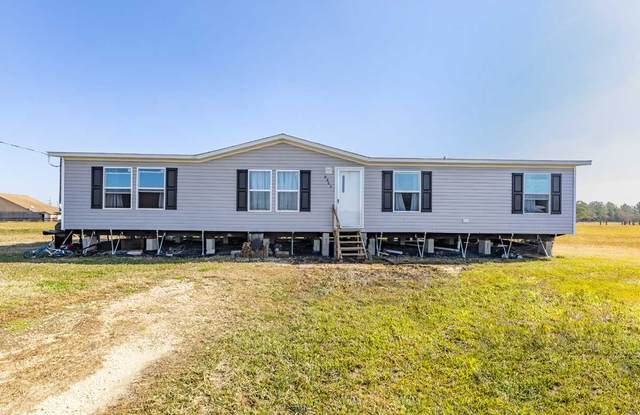 9965 Old Batson-Saratoga Rd, Sour Lake, TX 77659 (MLS #217376) :: Triangle Real Estate