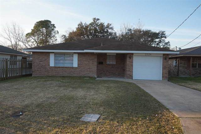 2324 Ave B, Nederland, TX 77627 (MLS #217380) :: Triangle Real Estate