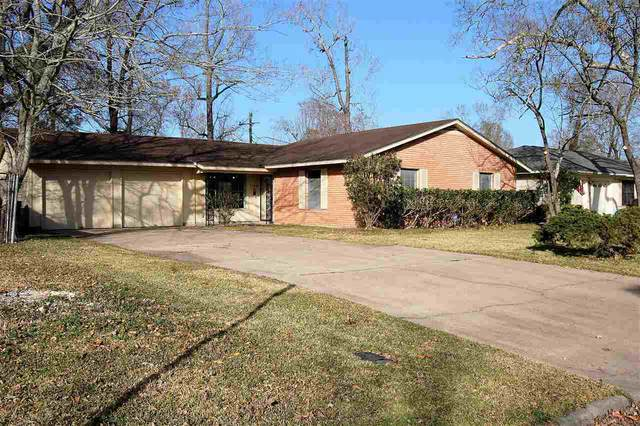 5380 Cambridge Ln., Beaumont, TX 77707 (MLS #217393) :: Triangle Real Estate