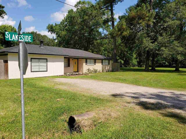 1180 S Lakeside St, Vidor, TX 77662 (MLS #217414) :: Triangle Real Estate
