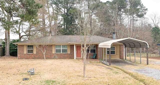 1355 Windwood Dr., Vidor, TX 77662 (MLS #217422) :: Triangle Real Estate