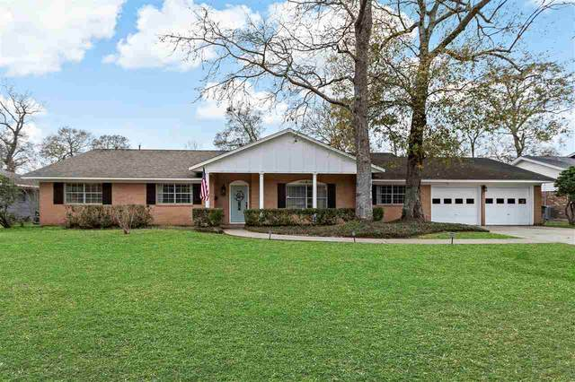 1925 Chevy Chase Ln, Beaumont, TX 77706 (MLS #217423) :: Triangle Real Estate