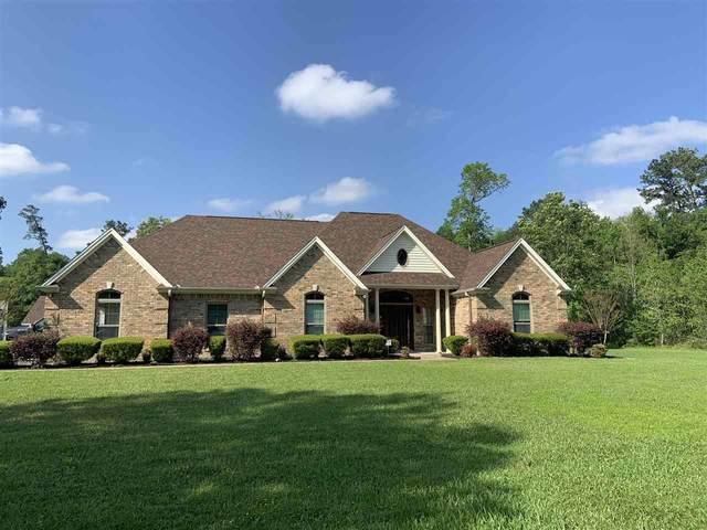 9050 Terry Estates Dr, Orange, TX 77630 (MLS #217438) :: Triangle Real Estate
