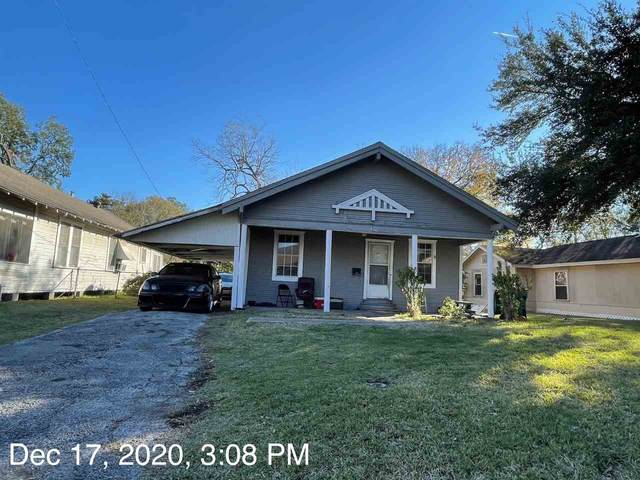661 Euclid, Beaumont, TX 77705 (MLS #217441) :: TEAM Dayna Simmons