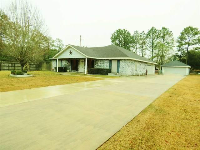 7505 Lisa Lane, Silsbee, TX 77656 (MLS #217446) :: Triangle Real Estate