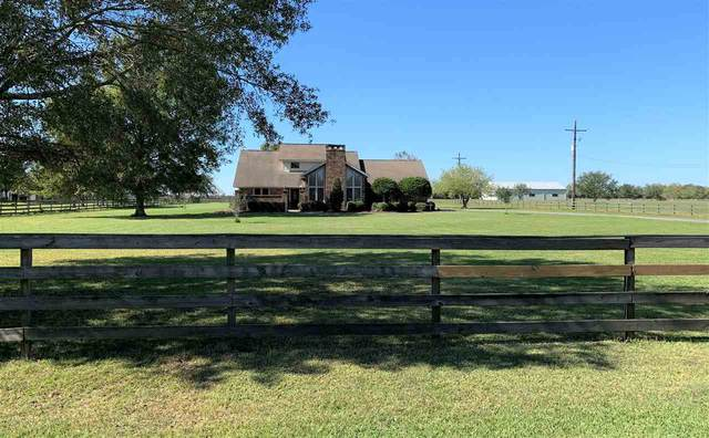 3178 S Pine Island Rd, Beaumont, TX 77713 (MLS #217447) :: Triangle Real Estate